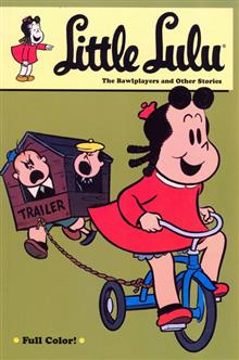 LITTLE LULU VOL 20 BAWLPLAYERS & OTHER STORIES TP