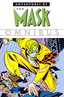 ADVENTURES OF MASK OMNIBUS TP