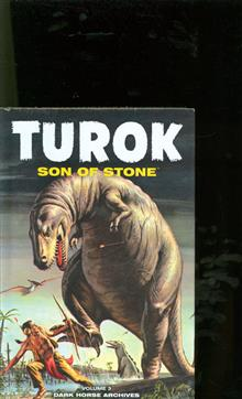 TUROK SON OF STONE ARCHIVES HC VOL 03 (C: 0-1-2)
