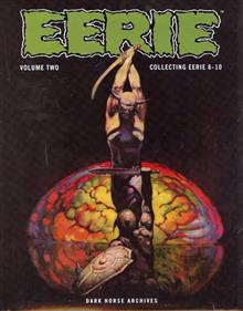 EERIE ARCHIVES HC VOL 02 (C: 0-1-2)