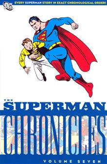 SUPERMAN CHRONICLES VOL 7 TP