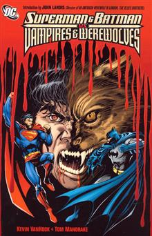 SUPERMAN & BATMAN VS VAMPIRES & WEREWOLVES TP