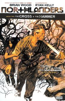 NORTHLANDERS VOL 2 THE CROSS AND THE HAMMER TP (MR)