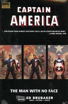 CAPTAIN AMERICA MAN WITH NO FACE PREM HC
