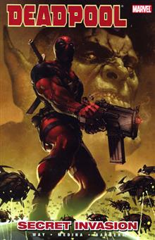 DEADPOOL VOL 1 SECRET INVASION TP