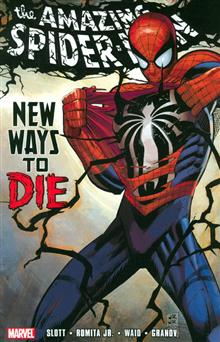 SPIDER-MAN NEW WAYS TO DIE TP