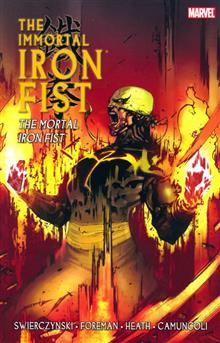 IMMORTAL IRON FIST VOL 4 MORTAL IRON FIST TP