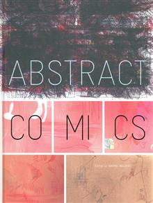 ABSTRACT COMICS ANTHOLOGY HC