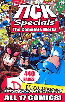 TICK SPECIALS COMPLETE WORKS TP