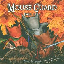 MOUSE GUARD VOL 1 FALL 1152 HC Current Printing