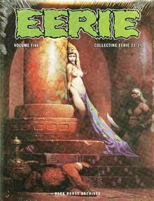 EERIE ARCHIVES HC VOL 05 (C: 0-1-2)