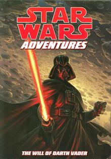 STAR WARS ADV TP VOL 04 WILL OF DARTH VADER