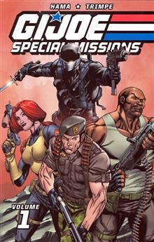 GI JOE SPECIAL MISSIONS TP VOL 01