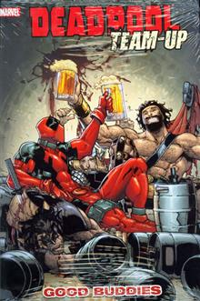DEADPOOL TEAM-UP HC VOL 01 GOOD BUDDIES