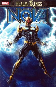 NOVA TP VOL 06 REALM OF KINGS