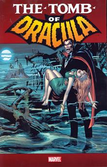 TOMB OF DRACULA TP VOL 01