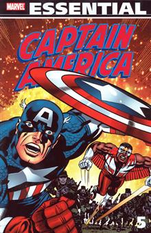 ESSENTIAL CAPTAIN AMERICA TP VOL 05