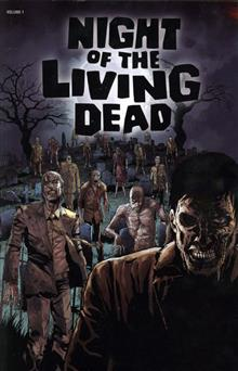 NIGHT OF THE LIVING DEAD TP VOL 01 (MR)