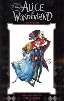 DISNEYS ALICE IN WONDERLAND GN