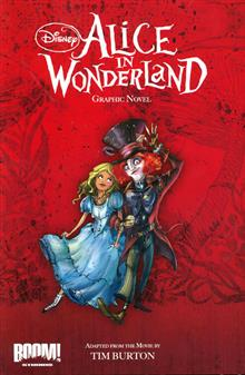 DISNEYS ALICE IN WONDERLAND HC COLL ED