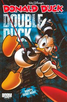DONALD DUCK AND FRIENDS SC VOL 02 DOUBLE DUCK
