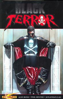 PROJECT SUPERPOWERS BLACK TERROR TP VOL 02