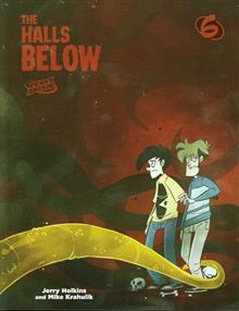 PENNY ARCADE TP VOL 06 HALLS BELOW