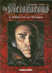 METABARONS TP VOL 04 AGHORA & LAST METABARON (MR)
