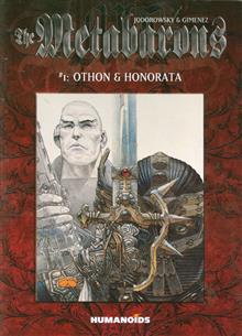 METABARONS TP VOL 01 OTHON &amp; HONORATA (NEW PTG)