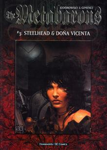 METABARONS TP VOL 03 STEELHEAD &amp; DONNA VICENTA (MR
