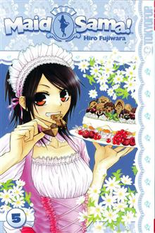 MAID SAMA GN VOL 05 (OF 8)