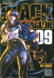 BLACK LAGOON GN VOL 09 (MR)