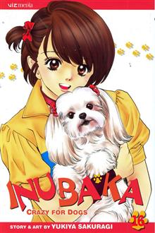 INUBAKA CRAZY FOR DOGS TP VOL 16