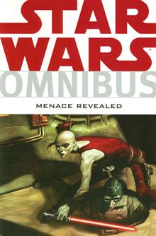 STAR WARS OMNIBUS MENACE REVEALED VOL 1 TP