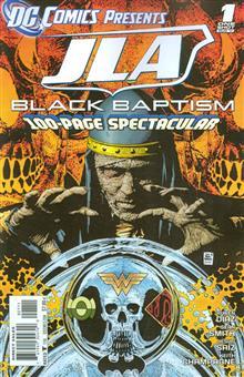 DC COMICS PRESENTS JLA BLACK BAPTISM #1