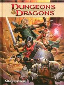 DUNGEONS & DRAGONS HC VOL 01 SHADOWPLAGUE