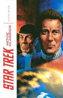 STAR TREK CLASSIC MOVIE OMNIBUS TP (RES)