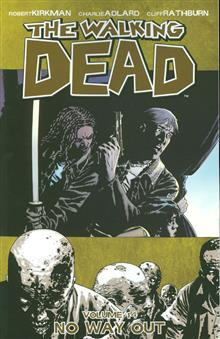 WALKING DEAD TP VOL 14 NO WAY OUT (MR)