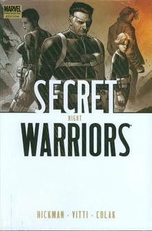 SECRET WARRIORS PREM HC VOL 05 NIGHT
