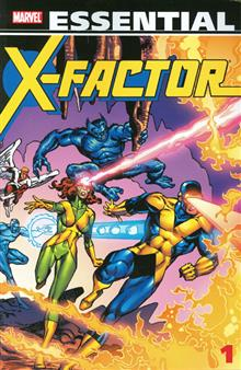 ESSENTIAL X-FACTOR TP VOL 01 NEW ED