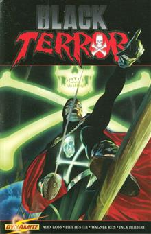 PROJECT SUPERPOWERS BLACK TERROR TP VOL 03 INHUMAN