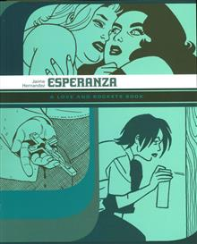 ESPERANZA LOVE & ROCKETS BOOK SC (MR)