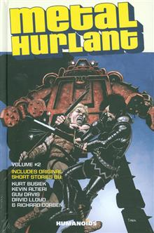 METAL HURLANT COLLECTION HC VOL 02 (MR) 