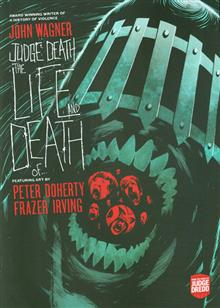 JUDGE DEATH LIFE AND DEATH OF GN