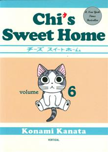 CHI SWEET HOME GN VOL 06