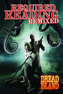 REQUIRED READING REMIXED TP VOL 01 DREAD ISLAND