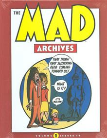 MAD ARCHIVES VOL 1 HC NEW PTG