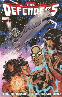 DEFENDERS BY MATT FRACTION TP VOL 01