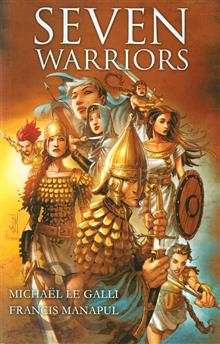 7 WARRIORS TP (MR)