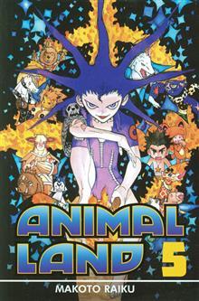 ANIMAL LAND GN VOL 05